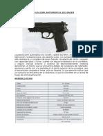 Pistola Semi Automatica Sig Sauer