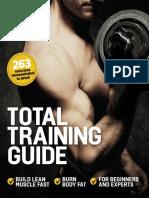 Mens Fitness Total Training