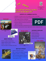 HUGO MARTIN ATOMICA CORDOBA - POSTER DALI ATOMICO - 7 CONGRESO CIENCIA Y TECNOLOGIA ESCUELA