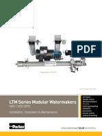 Tech Info (Ltm Series) Desalinizadoras 800