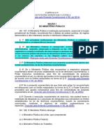 Capítulo IV Do Ministério Público Cf88