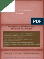 El Texto de La Novela_Julia Kristeva_Teoría IV