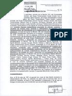 Moción 315  - Crear una Comisión Especial Multipartidaria Conmemorativa del Bicentenario de la Independencia del Perú