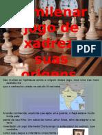 O milenar jogo de xadrez, suas origens, regras e características.ppt