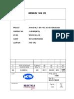 NDC-018-PI-BM-030~B (MTO Piping)