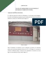 CAPITULO III Situacion Actula de Los Laboratorios
