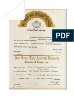 Eligibility Certificate