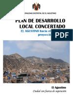 Plan Desarr Concertado El Agustino