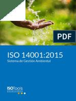 Modificaciones ISO 14001