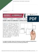 Diseño y Layout de Almacenes y Centros de Distribución - Ingeniería Industrial