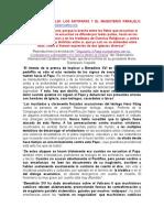Articulo - Los Antipapas y El Magisterio Paralelo