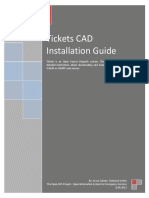 Install Tickets on Windows