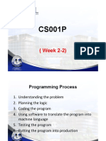 Wk 2-3 Programming Process New