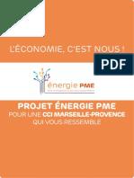"""Programme Energie PME """"l'économie c'est nous!"""""""