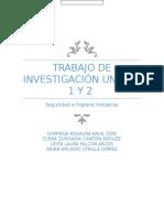 Investigacion de La Unidad 1 y 2
