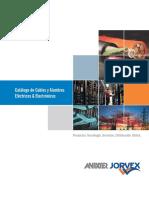 Catalogo de Productos WC Anixter Jorvex Updated Jan 2016