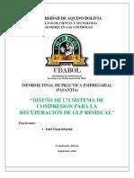 Informe Final Ivert Coca Udabol Sept 2016 Pasantia Dtcc Ypfb