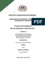 Proyecto Final Mkt de Prod. de Servicios y TI