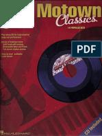 Hal Leonard - Vol.107 - Motown Classics.pdf