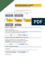EnC - Orcamento Com CUB