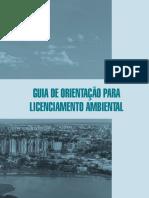 Guia de Orientação Para o Licenciamento Ambiental - Versão Final