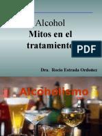 Alcohol Manejo
