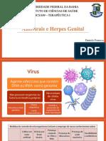 Antivirais Terapeutica