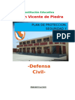Trabajo de Defensa Civil 2016