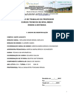 Plano de Ensino Bd - Turma 2015
