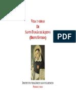 3-Santo Tomas-Vida y Obras