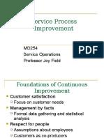 Md 254 Process Improvement