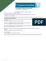 Ecological and Economical Advantages of Efficient Solar