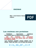 Enzimas Peru