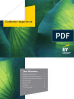 EY Customer and Growth Capabilities Customer Experience