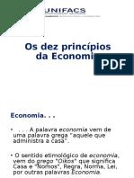 Os Dez Princípios Da Economia