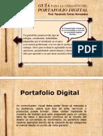 Guias Para La Presentacion General Del Portafolio Digital