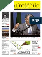 Facultad de Derecho, Universidad de Los Andes - Periódico Al Derecho, Mayo 2012. Edición 25