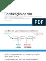 CodificaçãoDeVoz2016