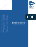 CYPECAD MEP SolarTermico Manual Do Utilizador (1)