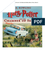 Harry Potter and the Chamber of Secrets the Illustrated Edition (Harry Potter, Book 2) PDF
