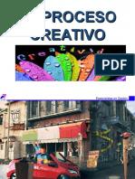 5.- Proceso Creativo y Los Medios Publicitarios