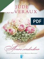 Amor verdadero. - Jude Deveraux.pdf