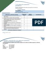 U1.Criterios de Evaluacion de Actividades