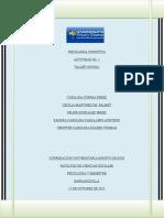 Psicología Cognitiva Act n. 2 Revisada y Lista Con Normas Apa