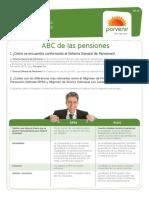 ABC de Las Pensiones