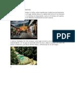 Sitios Turísticos de Guatemala
