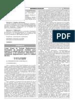 Crean Grupo de Trabajo Multisectorial Encargado de Proponer Decreto Supremo n 013 2016 Minam 1440788 5