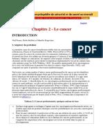 Chapitre 2 - Le Cancer