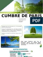 Cumbre de Paris