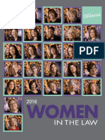 2016 WLJ Women in the Law